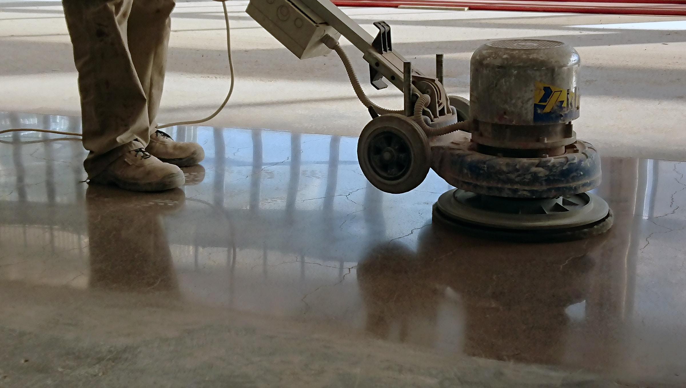Costi lucidatura pavimenti in cemento